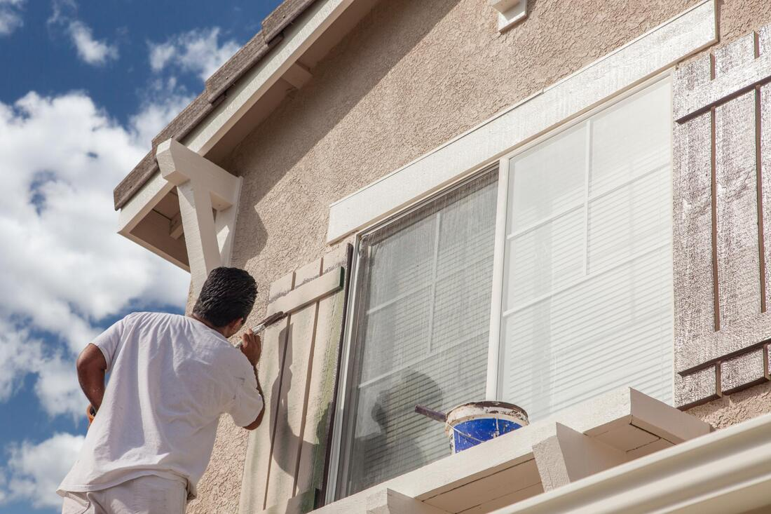 affordable exterior painting services